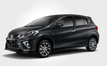New Myvi 1.5 Advance